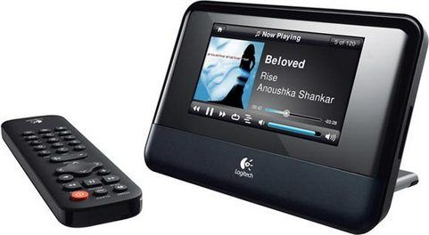 Logitech Squeezebox Server